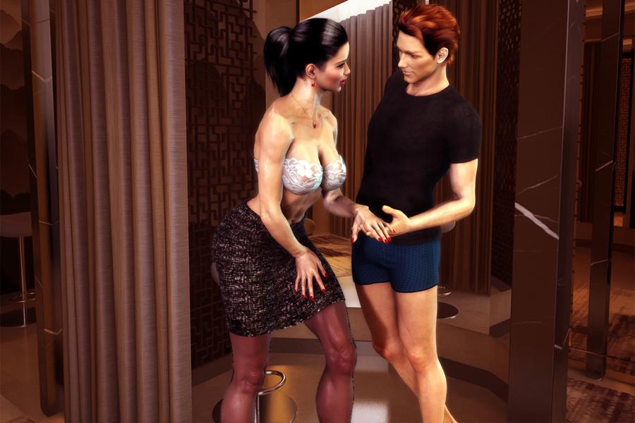 Sex çizgi romanı